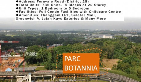 Image for PARC BOTANNIA Fernvale Road Singapore