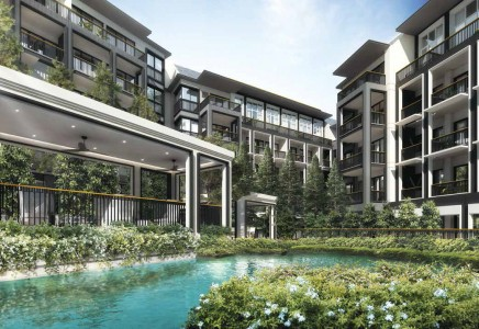 Image for 4 BR for selection at Mayfair Gardens