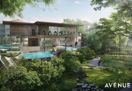 Image for Avenue South Residence 1-4BR Direct access to park and rail corridor